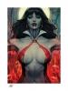 Art Print Vampirella #2 by Stanley Lau