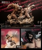 Attack on Titan: Eren vs Armored Titan Diorama
