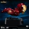 Beast Kingdom: Iron Man Floating Figure