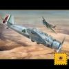 """Breda Ba.65 A-80 """"Two seater"""" 1:48 Model Kit"""