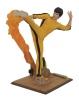 Bruce Lee Gallery PVC Statue Kicking