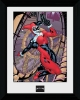 DC Comics Framed Poster Harley Quinn by Terry Dodson 45x34