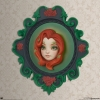 DC Comics Wall Hanging Poison Ivy