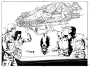Dark Horse: Halo Initiations Original Art # 2/02-03