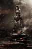 Dawn of Justice Framed Poster Wonder Woman 45x34