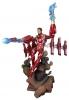 Diamond: PVC Statue Iron Man MK50 Unmasked