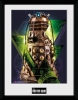 Doctor Who Framed Poster Dalek 45x34 cm