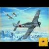 Hobby Boss - Focke-Wulf FW190A-8 1:18 Model Kit