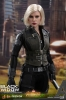 "Hot Toys Scarlett Johansson Black Widow 12"" Figure"