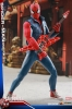 "Hot Toys SpiderMan Video Game 12"" Figure Spider-Punk"