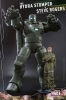 Hot Toys What If...? Steve Rogers & The Hydra Stomper