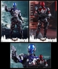 """Hot Toys - Arkham Knight Red Hood 12"""" Figure"""