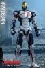 "Hot Toys - Avengers: Age of Ultron - Iron Legion 12"" Figure"