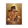 Indiana Jones Art Print Pursuit of the Ark