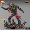 Iron Studios: X-Men VS Sentinel 1/10 Diorama