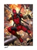 Marvel Art Print Deadpool: Heat-Seeker