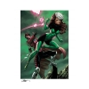 Marvel Art Print Uncanny X-Men: Rogue & Gambit