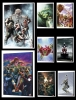 Marvel Avengers Collection Wooden Wall Art