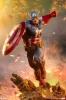 Marvel Premium Format Statue Captain America