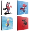 Marvel Wooden Wall Art by Skottie Young