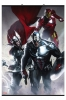 Marvel: Avengers Wall Scroll 100x70 poster