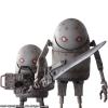 NieR Automata Bring Arts - Machine Lifeforms