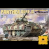 Panther Ausf.G Early Production w/Zimmerit