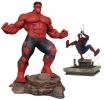 Red Hulk & Spiderman PVC Figures