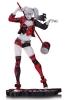 Red, White & Black Statue Harley Quinn