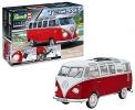 """Revell: Volkswagen T1 """"Samba Bus"""" 1/16 Kit"""