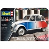 Revell - Citroen 2 CV Cocorico 1:24 Model Kit