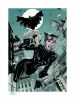 Sidehow The Getaway: Batman & Catwoman Print