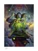 Sideshow Art Print Doctor Strange by Alex Garner
