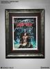 Sideshow Heavy Metal: A Mortal Rising Framed Art Print