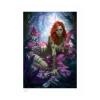 Sideshow: Art Print Poison Ivy Variant