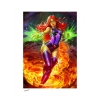 Sideshow: DC Comics Art Print Starfire