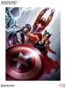 Sideshow - Art Print: Marvel - Avengers Trinity