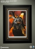 Sideshow - Limited Edition Art Print: Batman Trinity Framed