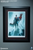 Sideshow - Limited Edition Art Print: Superman Framed