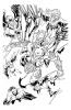 Soulfire Vol. 8 # 5 Pag. 08 Original Art