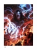Star Wars Art Print Darth Sidious: Unlimited Power
