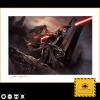 Star Wars Art Print Darth Maul: Savage Rage