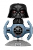Star Wars POP! Vinyl Darth Vader Tie Fighter