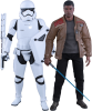 "Star Wars The Force Awakens Finn/Riot Stormtrooper 12"" Set"