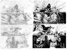 Star Wars The Purge The Tyrant's Fist Original Art # 1/02