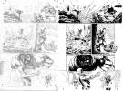 Star Wars The Purge The Tyrant's Fist Original Art # 1/04