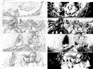 Star Wars The Purge The Tyrant's Fist Original Art # 1/05
