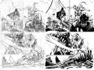 Star Wars The Purge The Tyrant's Fist Original Art # 1/18