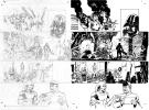Star Wars The Purge The Tyrant's Fist Original Art # 2/04