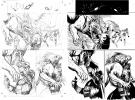 Star Wars The Purge The Tyrant's Fist Original Art # 2/06